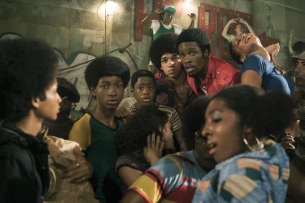 The Get Down Explores Grittiness Of 70's New York