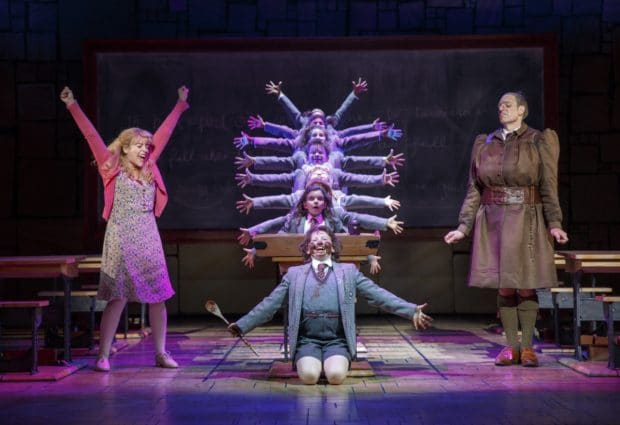 Matilda The Musical A Nostalgiac Treat for Roald Dahl Fans