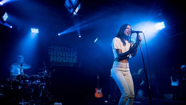 Festival Music House: Where Canadian Music's at the Head of the Table