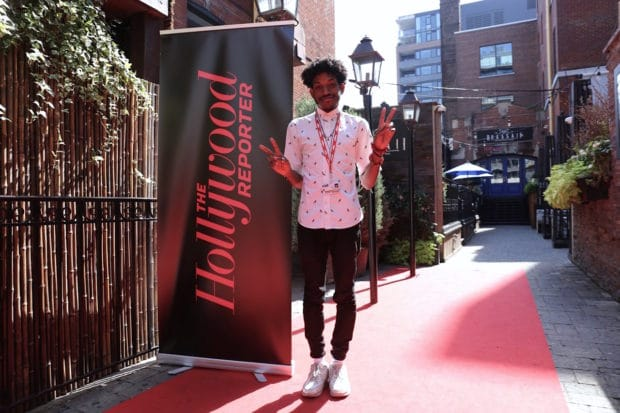 The Hollywood Reporter Interviews Top Talent at Brassaii
