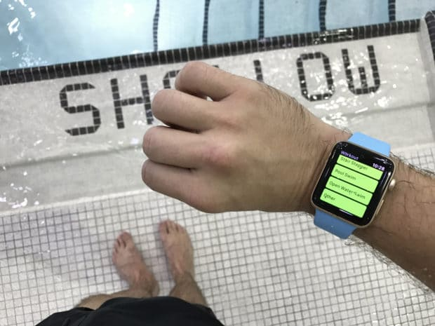5 Reasons Swimmers Need Apple Watch Series 2