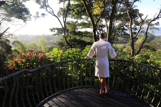Finca Rosa Blanca Resort in Costa Rica