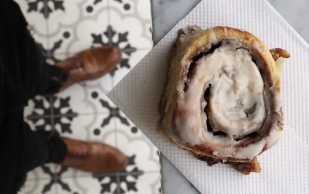 Amy Rosen Serves Up Sweet Cinnamon Buns on College Street