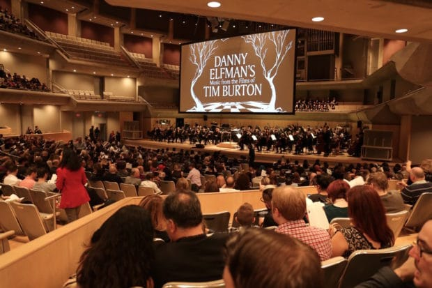 Tim Burton Fans Nerd Out at the Toronto Symphony Orchestra