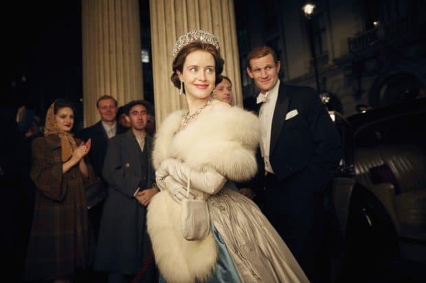 Peak Behind The Throne in Netflix's Epic Hit, The Crown