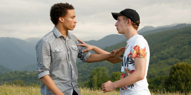 Enemies Become Lovers in French Gay Teen Drama Being 17