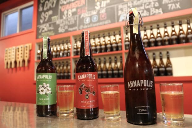 5 Must-Try Sips in Nova Scotia's Annapolis Valley
