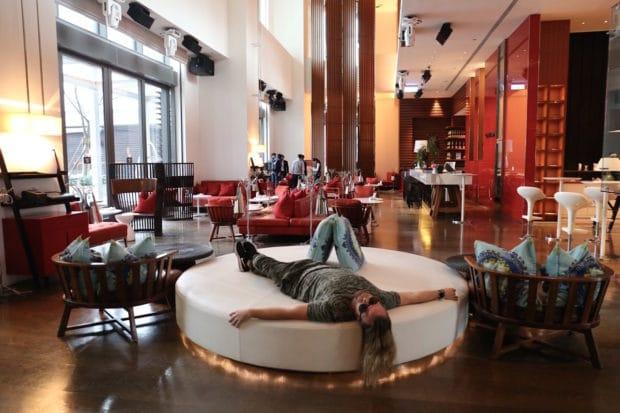 W Taipei Luxury Hotel in Taiwan