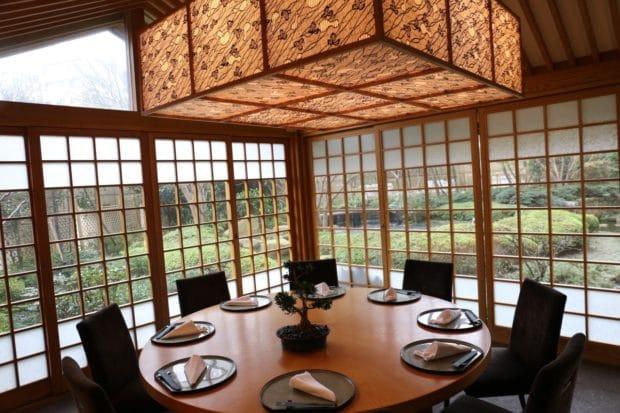 Ibuki Restaurant at Shangri-La Far Eastern Plaza Taipei