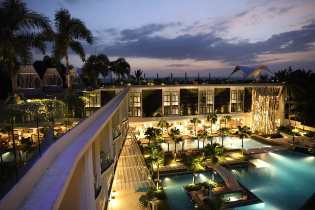 The Lind Hotel in Boracay