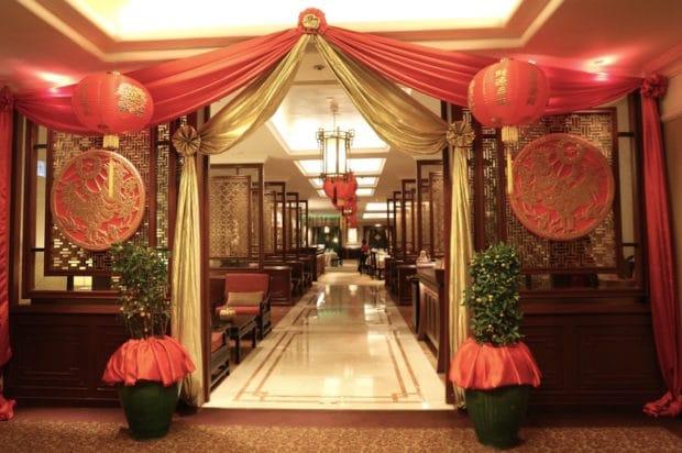 Sule Shangri-La Hotel in Yangon