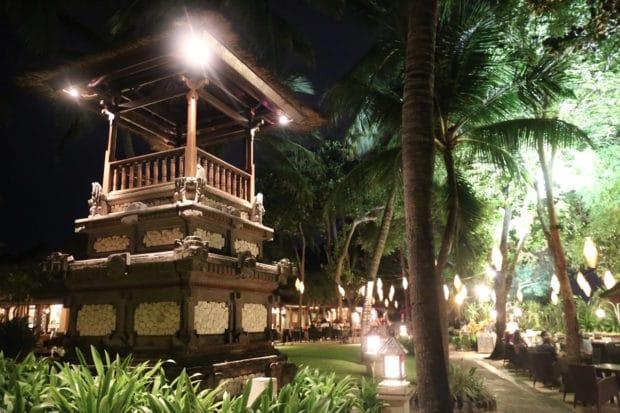 The Laguna Luxury Collection Resort in Bali