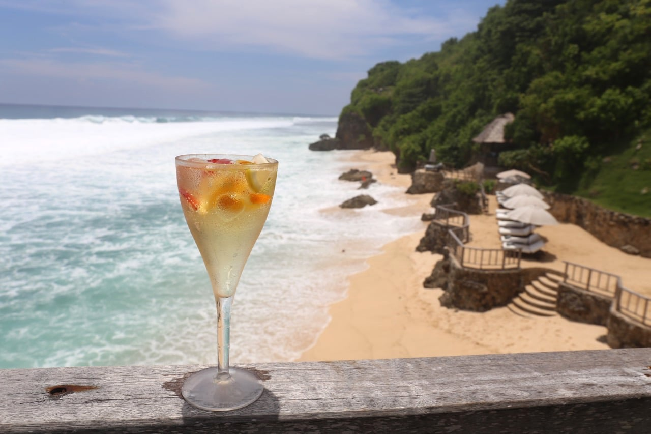 Bulgari Resort Bali at Uluwatu is the island's most over-the-top luxury hotel.