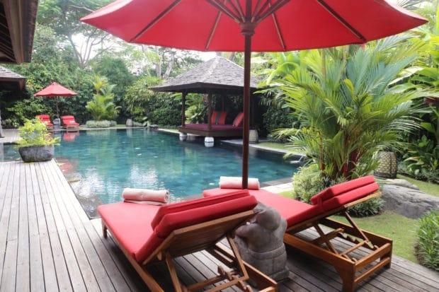 Jamahal Private Resort in Bali