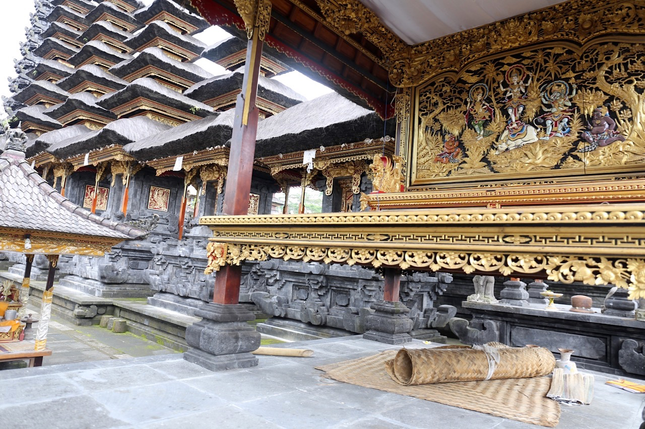 "Visit Besakih ""Mother"" Temple on a private Bali tour."