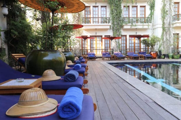 The Savoy Hotel Offers an Oasis in the Heart of Yangon