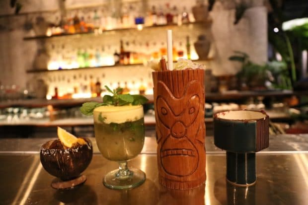 Best Bali Bars for Cocktail Lovers