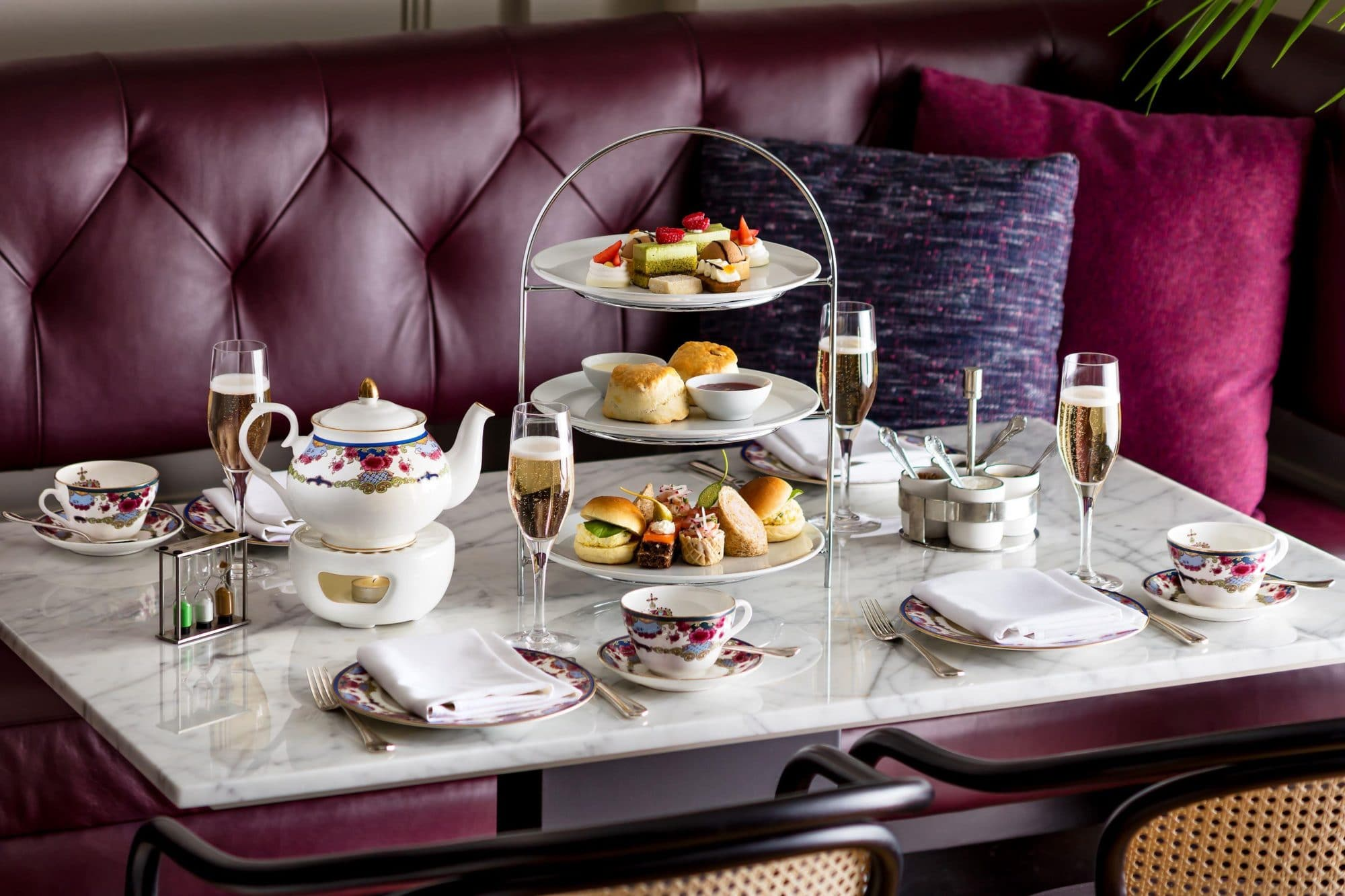 Canadian Road Trip Must-Do: High Tea at the Fairmont Empress in Victoria