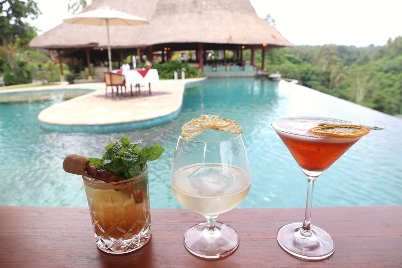The Viceroy is one of the best hotels in Ubud for lovers of boutique luxury.