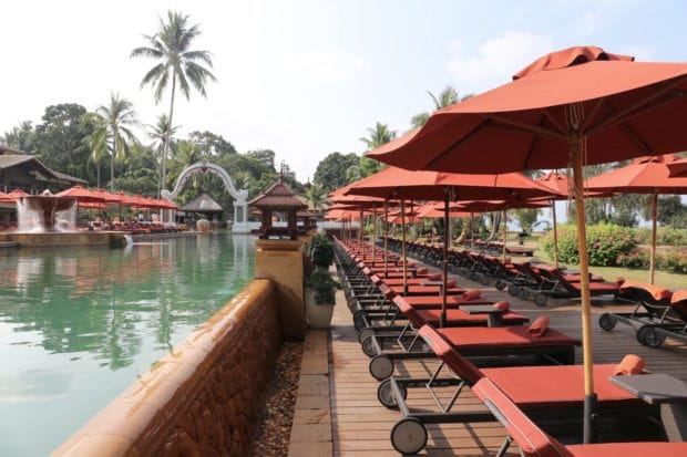 JW Marriott Phuket Luxury Resort in Thailand