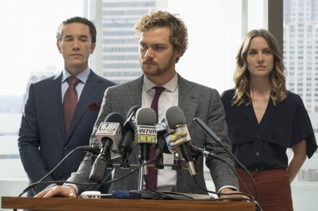 Netflix Focuses Its Chi In Marvel's Iron Fist