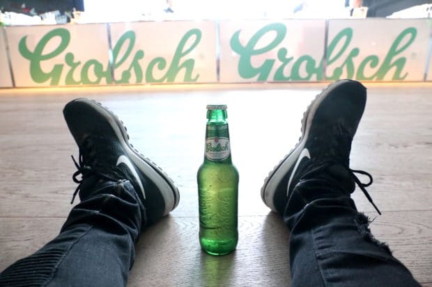 Grolsch Celebrates Toronto's Art Scene at AGO Massive Party