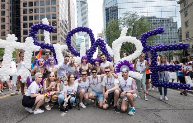 Win a Trip to Montreal by Getting Social at Pride with Telus