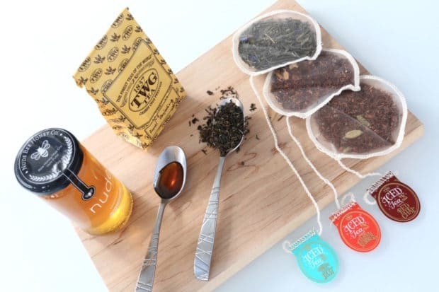 Impress Guests with this Perfectly Fresh Iced Tea Recipe