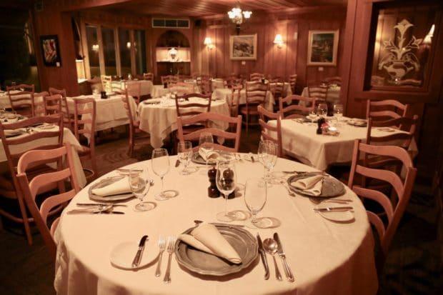 Auberge des 3 Canards Restaurant in Charlevoix