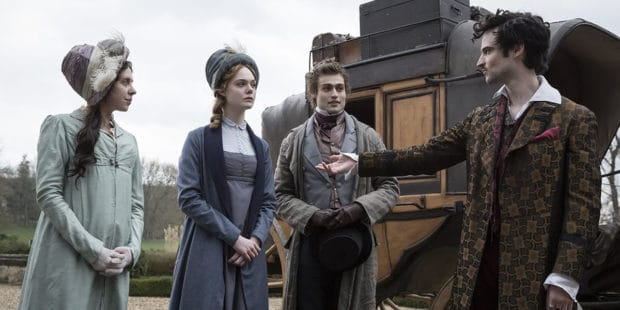 Frankenstein Creators Backstory Comes to Life in Mary Shelley
