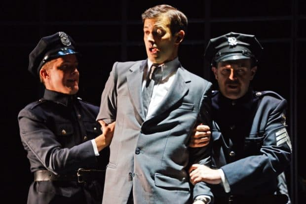 Mirvish Brings Hitchcock's Thriller North By Northwest to Toronto