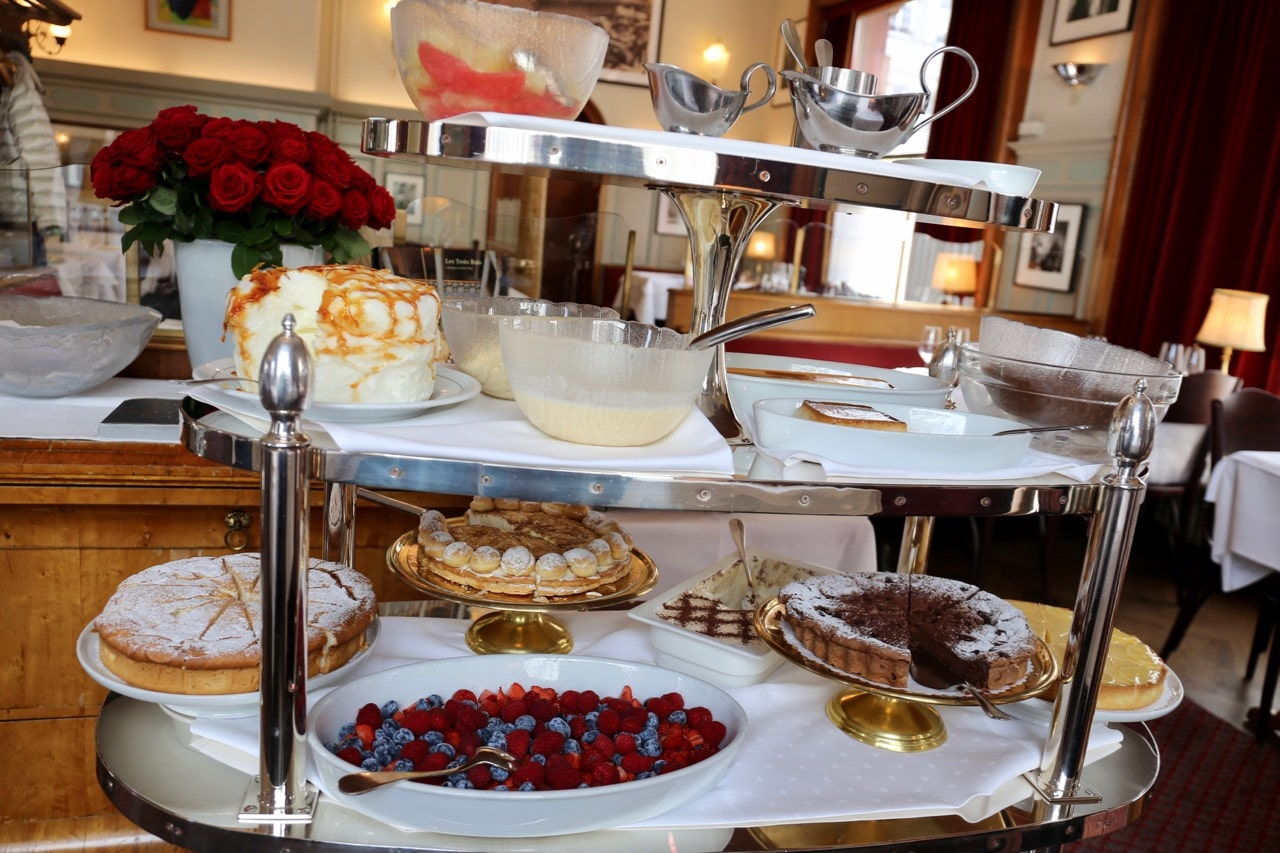 Swiss desserts find influence in Germany, Italy and France.