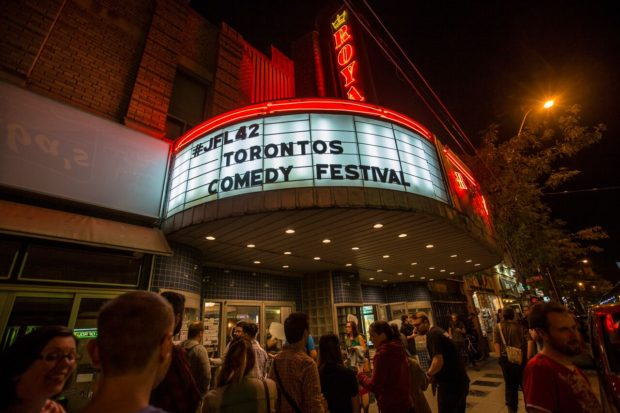 Toronto's JFL42 Comedy Festival Celebrates the Funny Lady