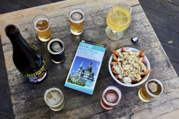 Best Craft Breweries in Montreal