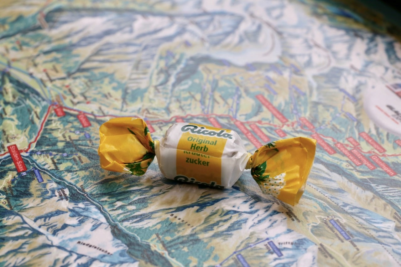 Ricola is Switzerland's most famous candy.