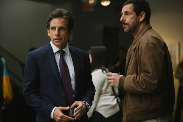 Sandler and Stiller Shine in The Meyerowitz Stories