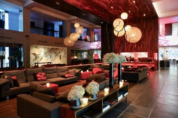 Canada's Only W Hotel is in Montreal