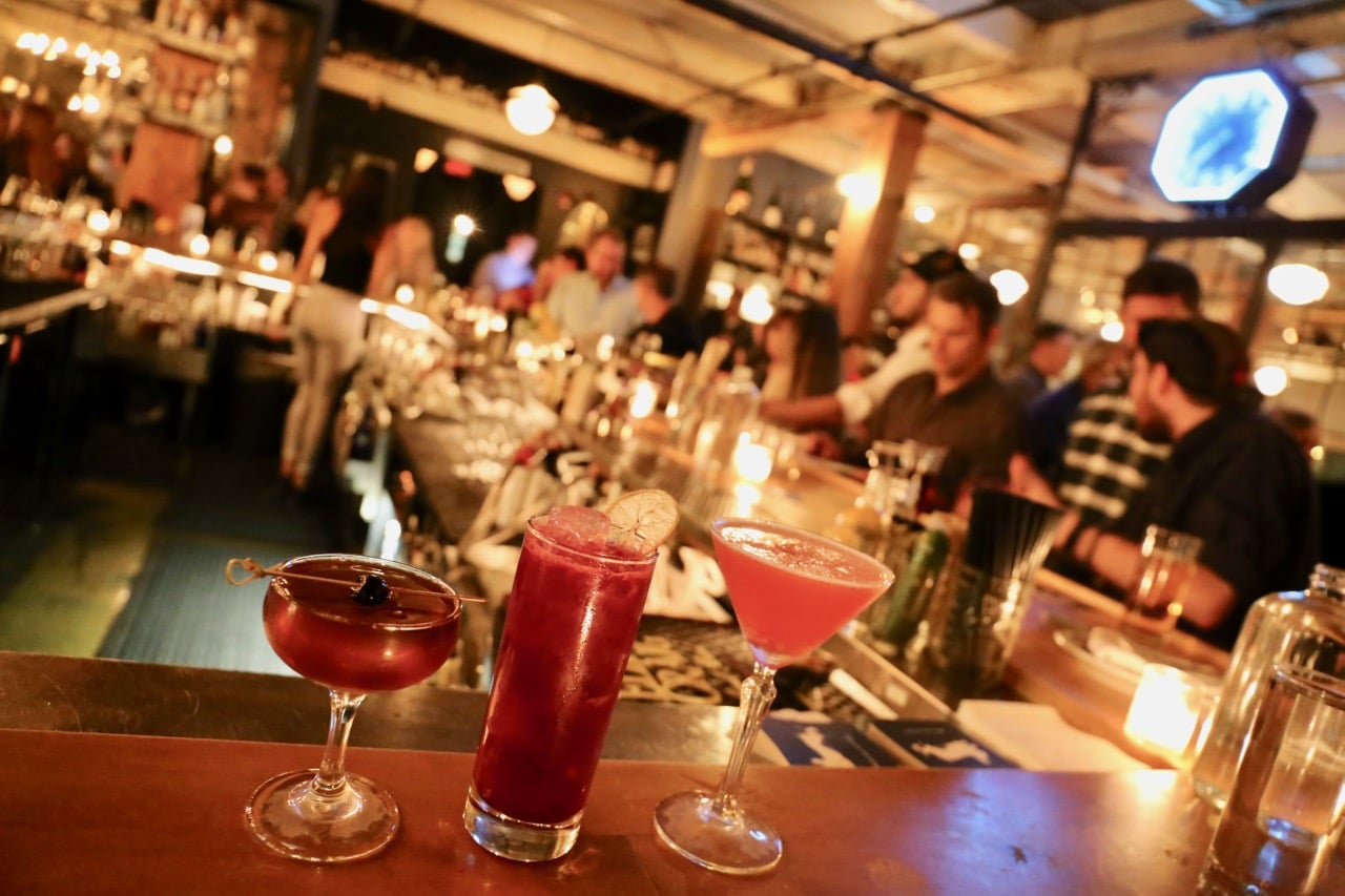 Good Luck is ranked as one of the best Rochester bars and restaurants.