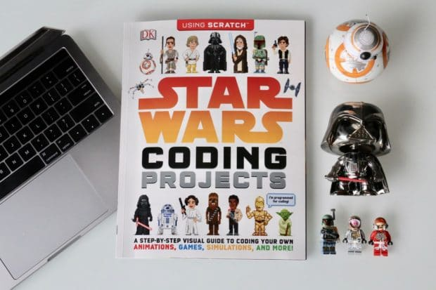 Star Wars Helps Newbie Programmers Learn Code