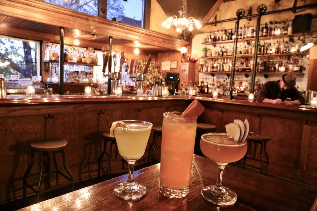 Rochester Bars: Enjoy classic cocktails at The Daily Refresher.