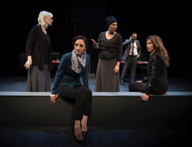 Diane Flacks' Unholy Asks If Women Should Abandon Religion