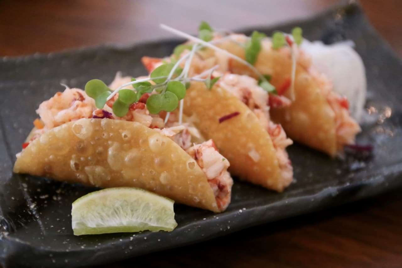 Yorkville Restaurants: Kasa Moto serves trendy fusion Japanese dishes.