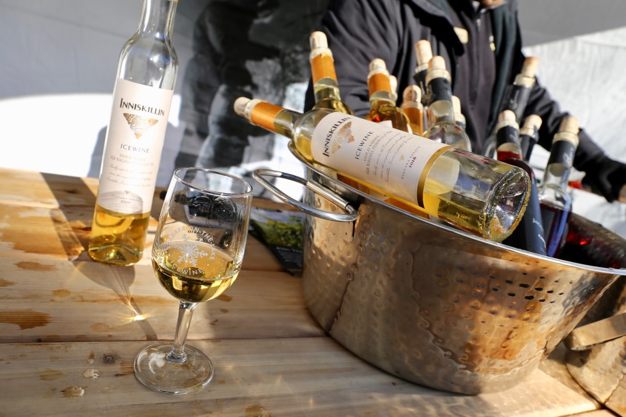 "Niagara Icewine Festival is the ""coolest wine festival"" in Canada."