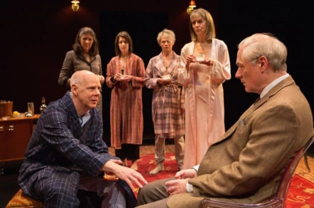 Soulpepper's Delicate Balancing Act Keeps It All Up In The Air