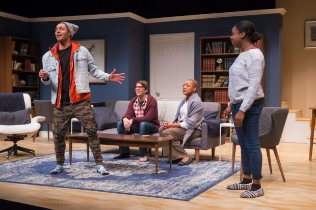 Factory Theatre's Bang Bang Shares the Consequences of Using Real Events to Create Art