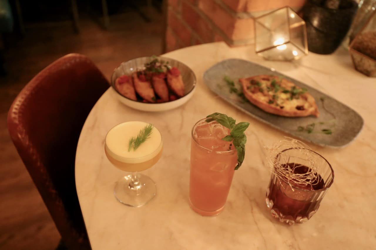 Enjoy Middle Eastern dining paired with craft cocktails at Ottawa's Fairouz.