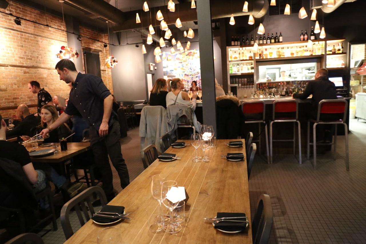Fauna Restaurant In Ottawa Dobbernationloves
