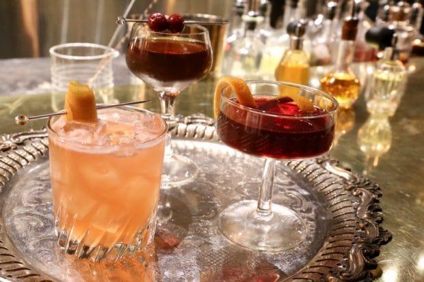 Best Ottawa Cocktail Bars