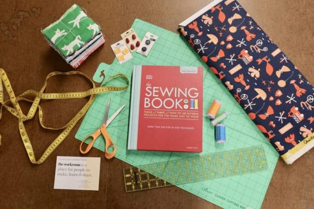 A Beginners Guide to Mastering the Art of Stress-Free Sewing