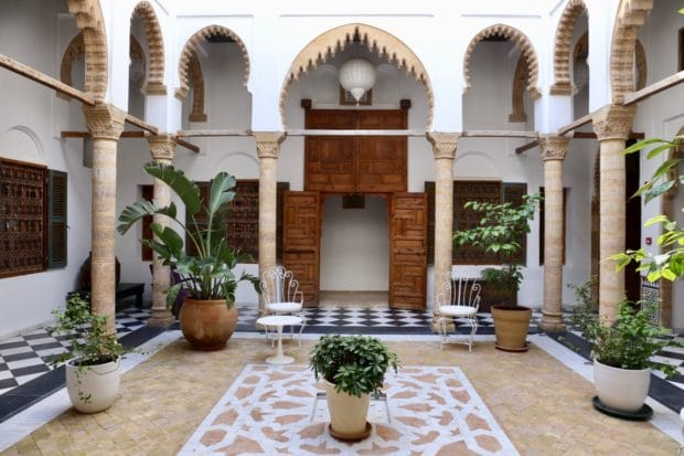 6 Luxury Hotels to Visit in Morocco